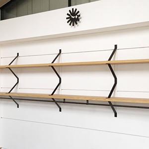 FRUITDROPS:造り付け棚