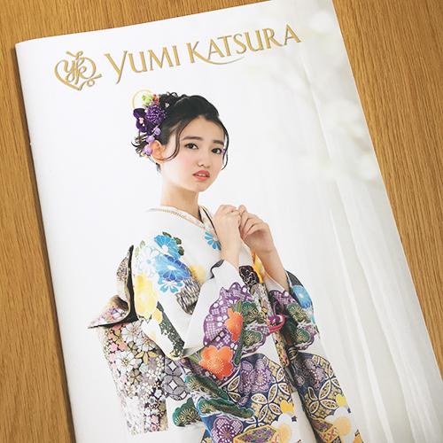 YUMI KATSURA:振り袖カタログ