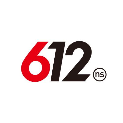 612:ロゴ