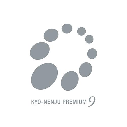 京都珠数製造卸協同組合:京念珠プレミアム9 ロゴ